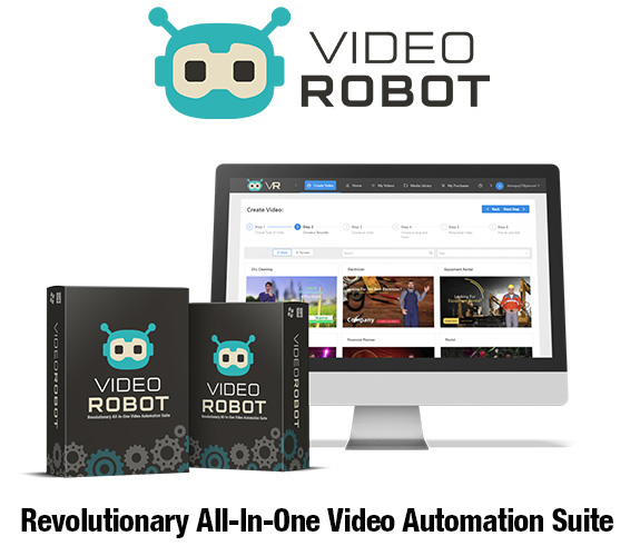 Video Robot Commercial License Instant Download By Paul Ponna