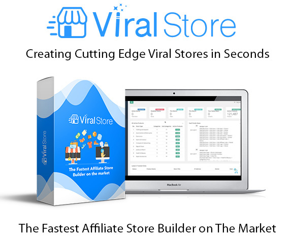 Viral Store Software Pro Unlimited Instant Download By SaaS Studio