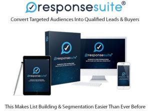 Response Suite Unlimites License Instant Download By Tiapos Ltd