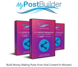 My Post Builder Software Instant Download Pro License By Kimberly