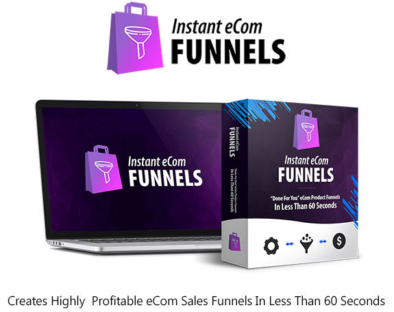 Instant eCom Funnels Instant Download Pro License By Glynn Kosky