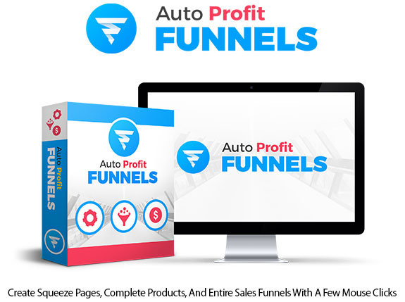 Auto Profit Funnels Software Instant Download Pro License By Glynn Kosky