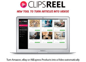ClipsReel Software Instant Download Pro License By Abhi Dwivedi