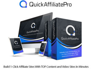 Quick Affiliate Pro Software Instant Download By Dr. Amit Pareek