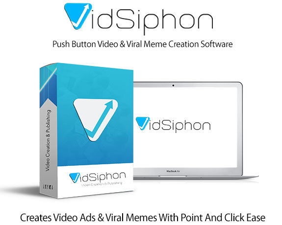 VidSiphon Software Pro License Instant Download By OJ James
