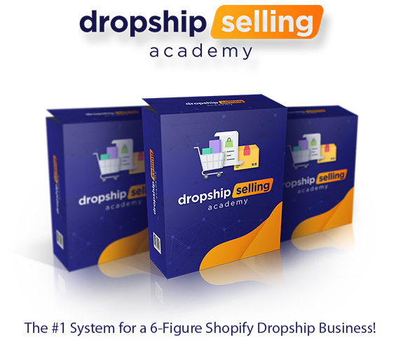 Dropship Selling Academy 100% Instant Download By Devid Farah