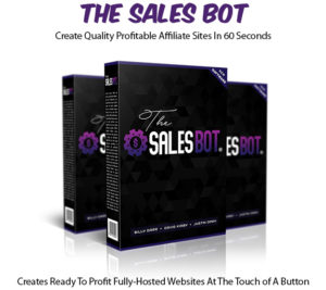 The Sales Bot Software Instant Download Pro License By Billy Darr