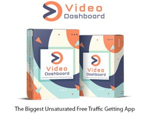 VideoDashboard Software Instant Download Pro License By Paul Ponna