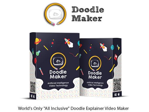 DoodleMaker Software Instant Download Pro License By Paul Ponna