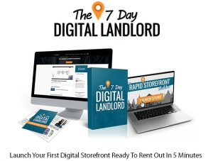 7 Day Digital Landlord Software Instant Download By Peter Beattie
