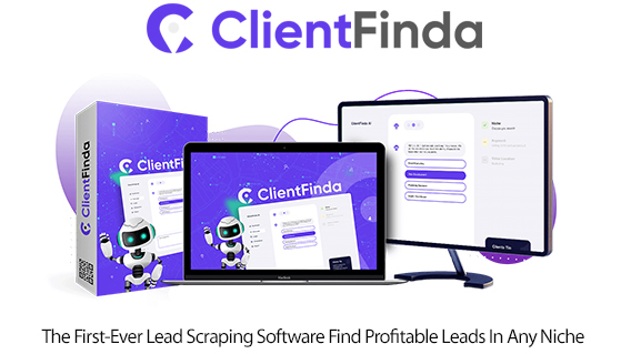 Client Finda Software Instant Download Pro License By Ifiok Nkem