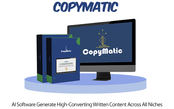 CopyMatic Copy Writing Software Instant Download By Victory Akpos