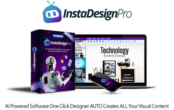 InstaDesignPro Software Instant Download By Brett Ingram