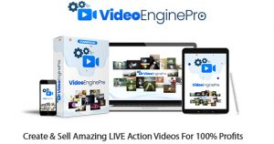 VideoEnginePro Software Instant Download By Brett Ingram