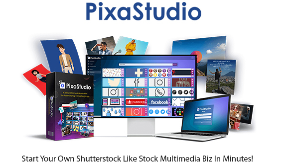 Pixa Studio Software Pro Instant Download By IMReviewSquad