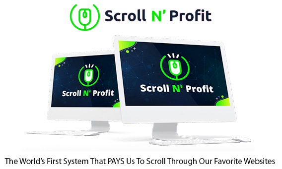 Scroll N' Profit Software Pro Instant Download By Mosh Bari